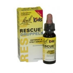 Bachbloesems Rescue Remedy Kids 10 ml.