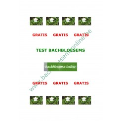Gratis Test Bachbloesems