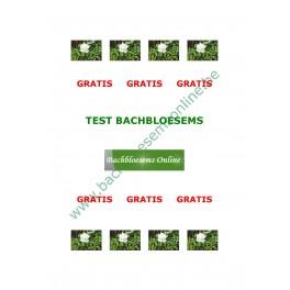 Gratis Test Bachbloesems
