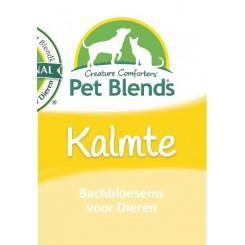 Bloesemessences voor dieren 'Kalmte' - 50 ml.